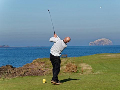 ゴルフクラブはいいアンテナ