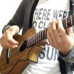 ピッコロギターで押尾さんのSPLASH弾いてみた(おまけ付き)