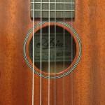 ギタレレ弦交換でブリッジ部分を綺麗に仕上げる方法