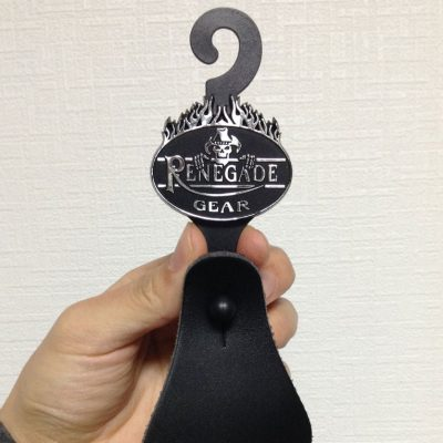RENEGADE(レネゲード)のロゴ