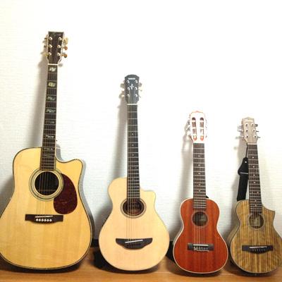 複数のギターを弾くことで得られるもの。