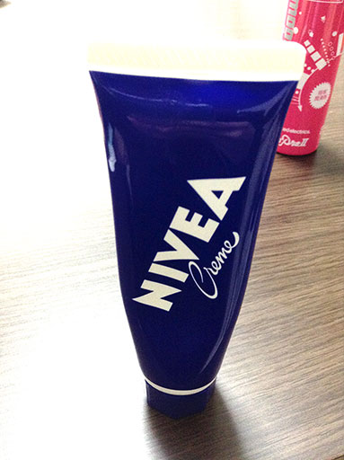 NIVEAハンドクリーム
