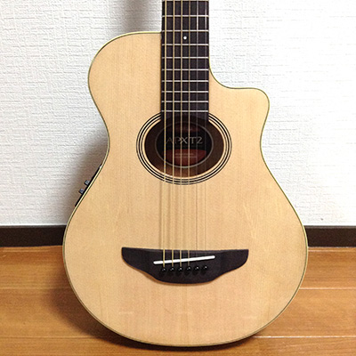 YAMAHA APXT2(トラベルギター)レビュー