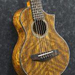 まだギタレレに鉄弦張ってるの?ピッコロギターで鉄弦でも快適。