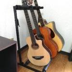 サウンドハウスのギターラック(CLASSIC PRO GST4)を買ってみた。