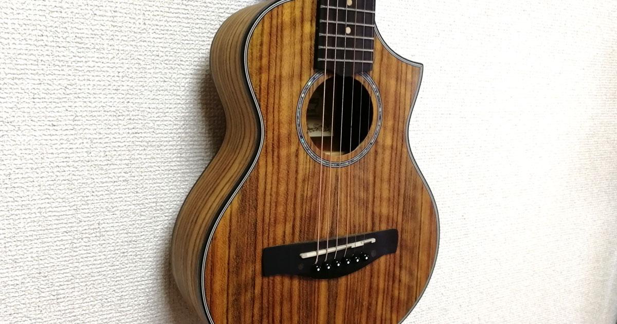 アイバニーズEWPピッコロギター