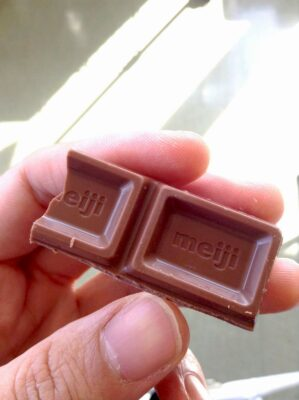 MEIJIミルクチョコレート